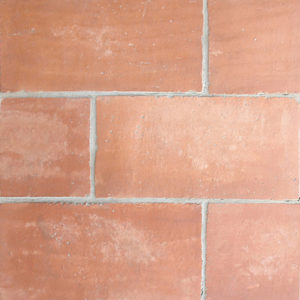 Old Castillo Terracotta -Rectangle, Smooth, Factory Sealed