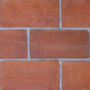 Old Castillo Terracotta -Rectangle, Smooth, Natural