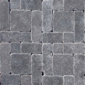 Danube Blue Limestone Cobbles