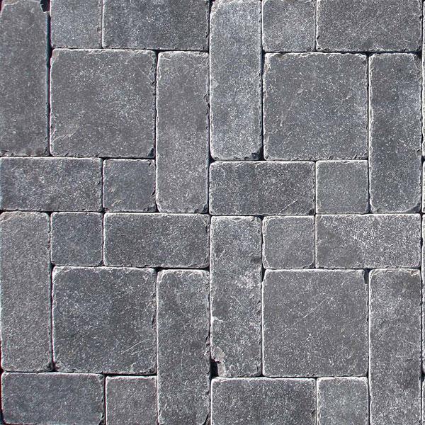 Danube Blue Limestone Cobble