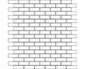 Bespoke Mosaic Pattern 58-B