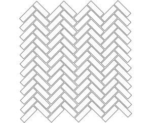 Bespoke Mosaic Pattern 58-H