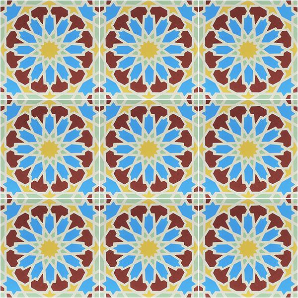 Leila 3 9 pc pattern
