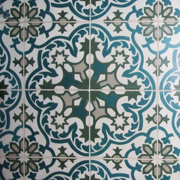 Custom Cement Tiles