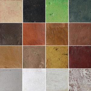 Antigua Terracotta, Color Options