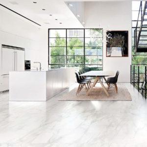 Modern Porcelain Bianco Panaro
