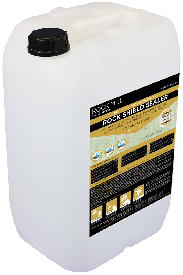 Rock Shield Sealer Color Enhancer