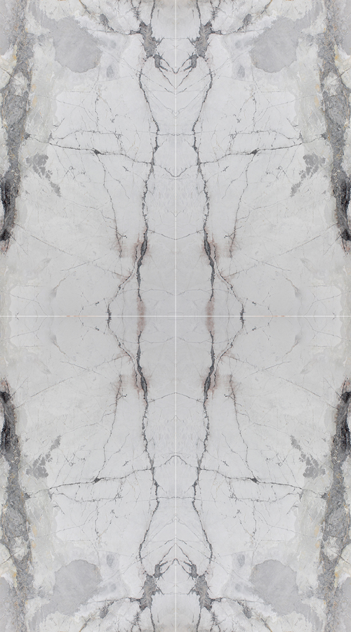 Invisible Grey Italian Marble