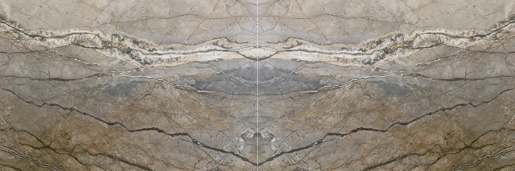 Silver Roots Italian Quartzite