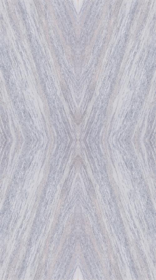 Calcite Azul 4 Slab Bookmatch 2-3