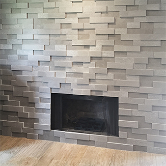 Natural Stone -3D & Flared
