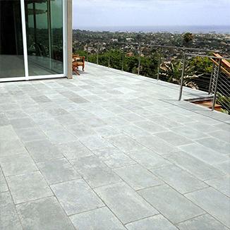 Limestone -Cinder Grey