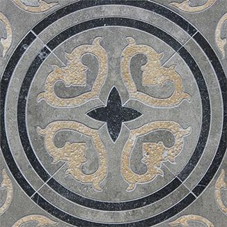 Natural Stone -Bespoke Floors