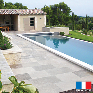 French Limestone -Dalle de Moselle