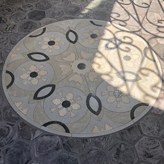 Bespoke Floors Medallion