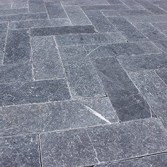 Cobble & Cladding Blue Limestone