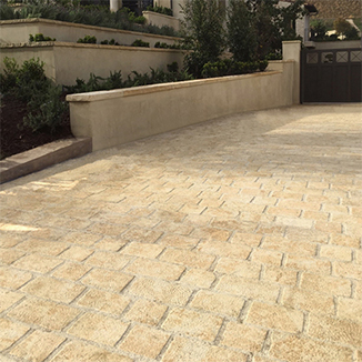 Cobble & Cladding Normandy Creme
