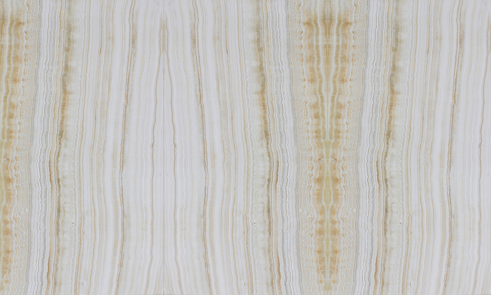 Ivory Onyx Vertical Bookmatch