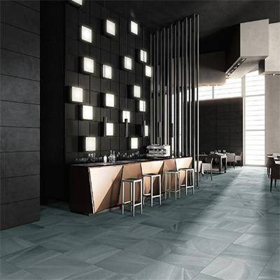 Anthracite Porcelain Floor
