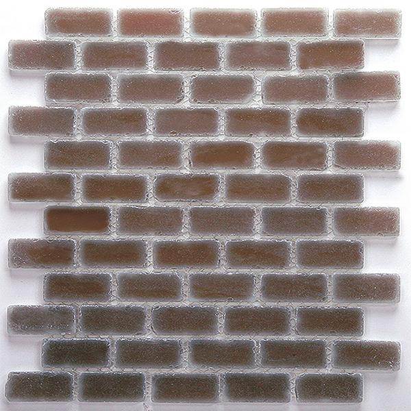 Clearance Glass Tumbled Brick