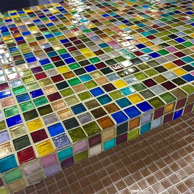 Clearance Glass Fusina