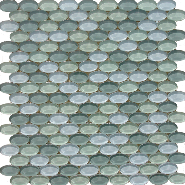 Clearance Glass Ovals