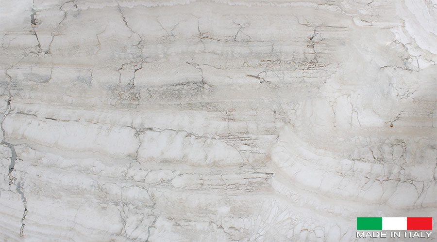 Travertino Silverwild Slab