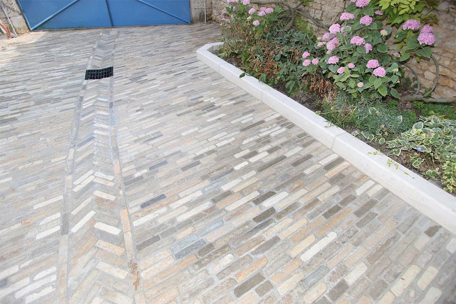 Dalle de Moselle Custom Brick