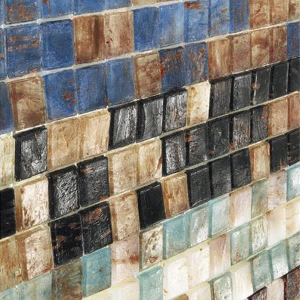 SICIS Pool rated Firefly Mosaics