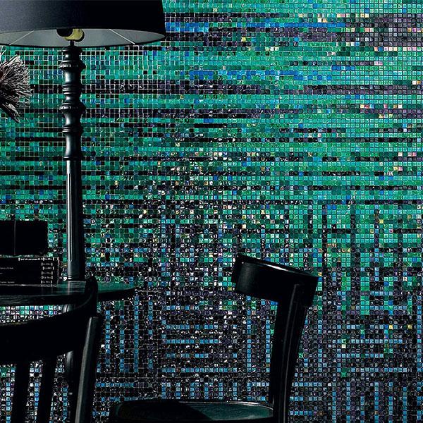 SICIS Pool Rated Iridium Mosaics