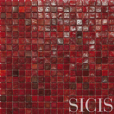 SICIS Pool Rated Murano CORAL4