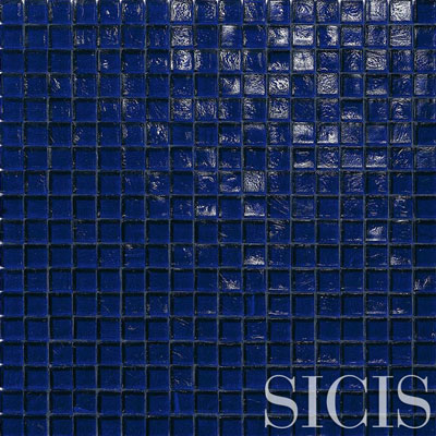 SICIS Pool Rated Murano NAVY