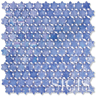 SICIS Pool Rated Petites Fleurs F10 BLUEBELL
