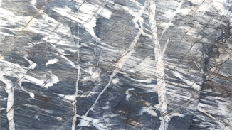 Quartzite & Granite -Cristallo Bluette