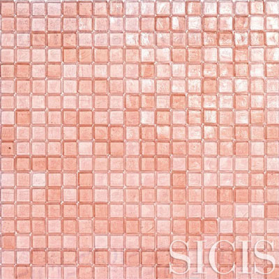 SICIS Pool Rated Waterglass BLUSH 07
