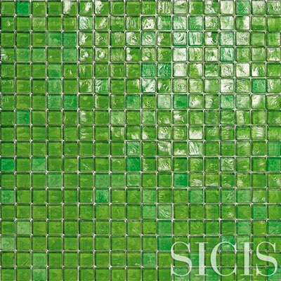 SICIS Pool Rated Waterglass SPRING 25