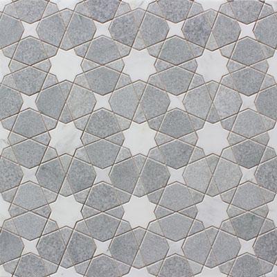 Waterjet Mosaic Girih