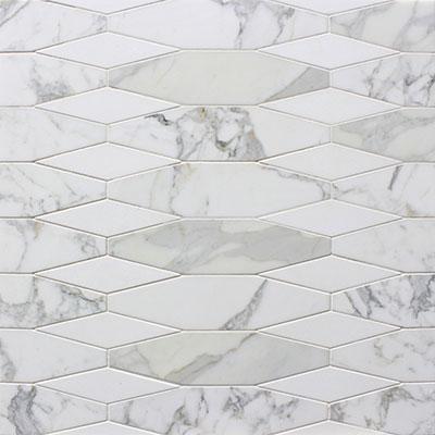 Waterjet Mosaic Prism