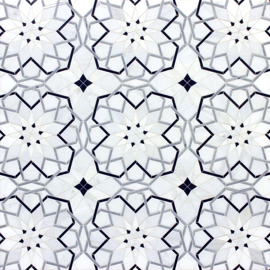 Aveline Mosaic Mandala SM1