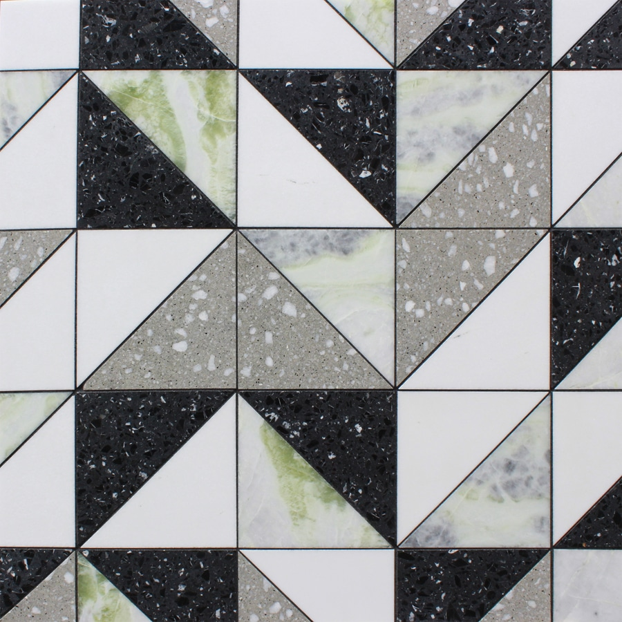 Aveline Mosaic Equilateral SM2
