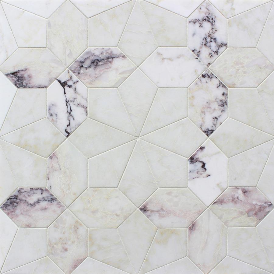 Aveline Mosaic Leaf-Petal LG1