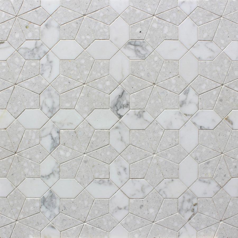 Aveline Mosaic Leaf-Petal SM1
