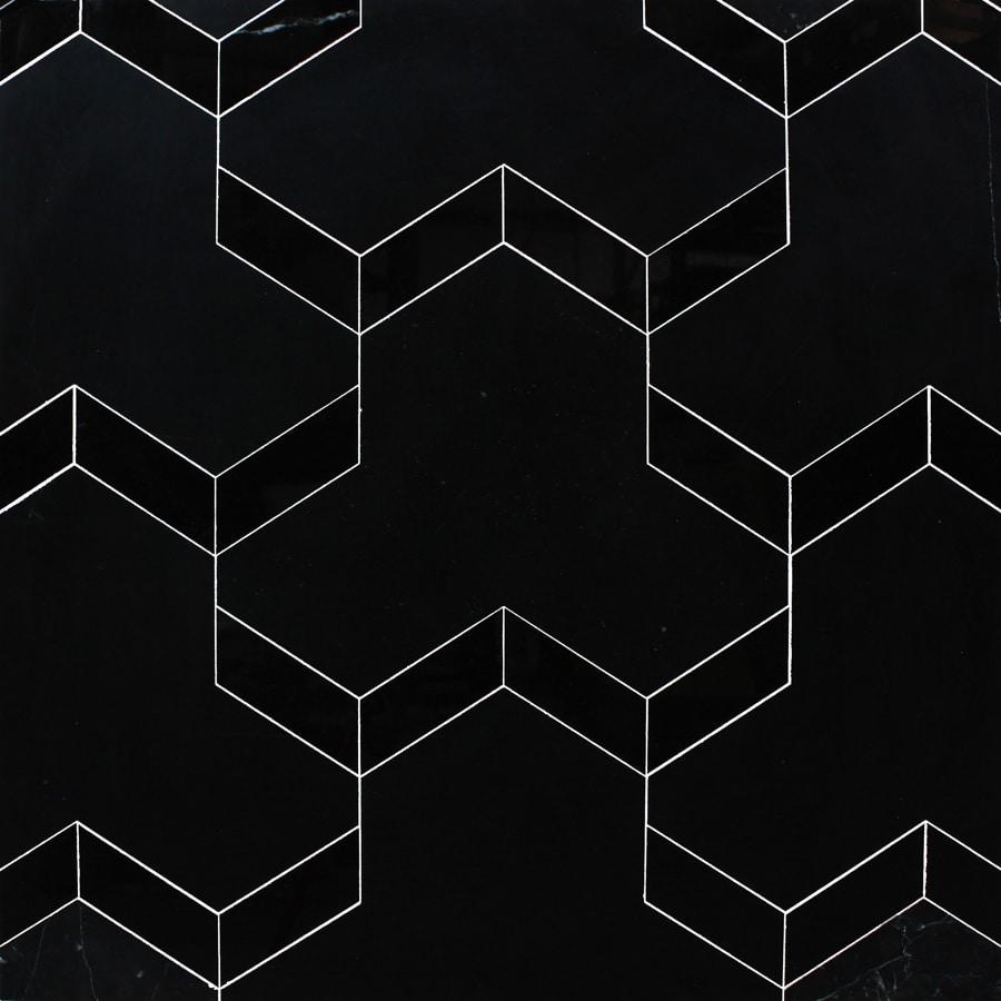 Aveline Mosaic Trefoil LG1