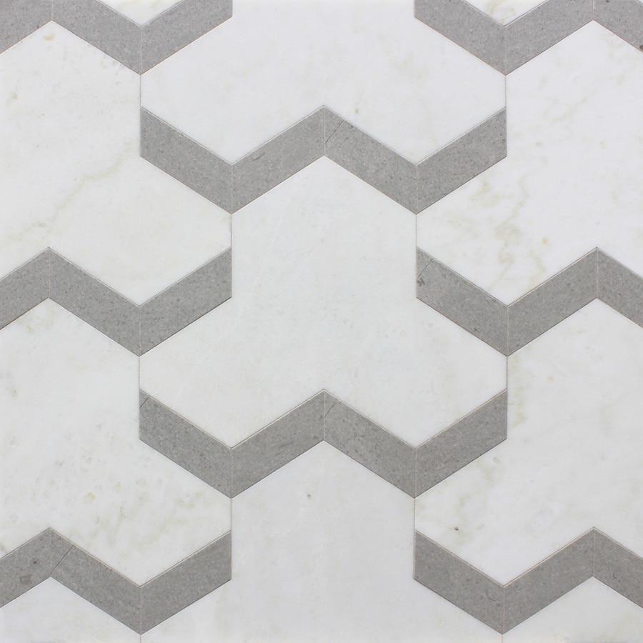 Aveline Mosaic Trefoil LG2