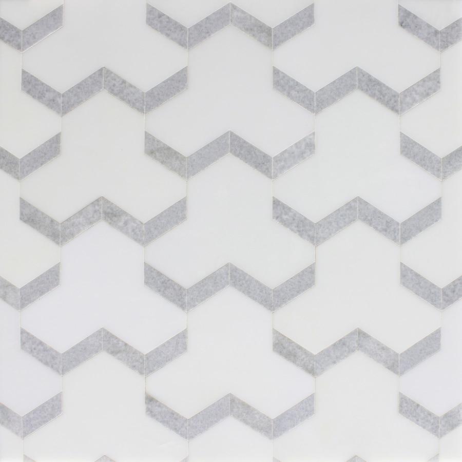 Aveline Mosaic Trefoil SM2